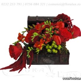 flori in cufar