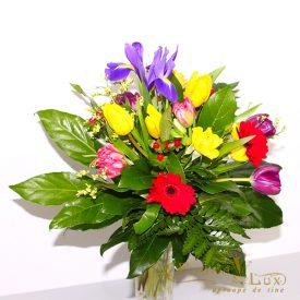 aranjament floral martisor 2