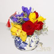 aranjament floral martisor 4b