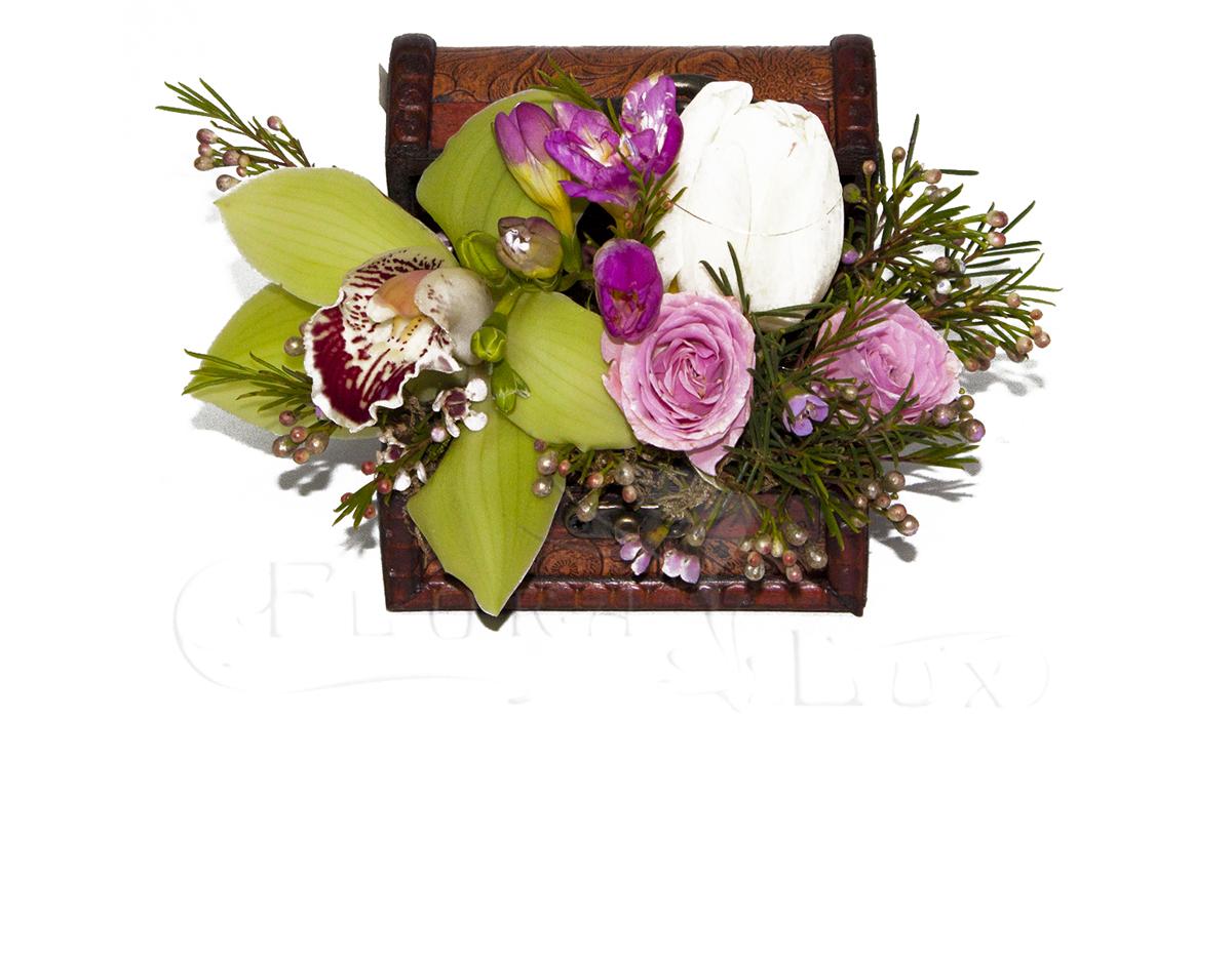 cufar cu flori categorie