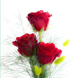 Buchet Trandafiri Trio
