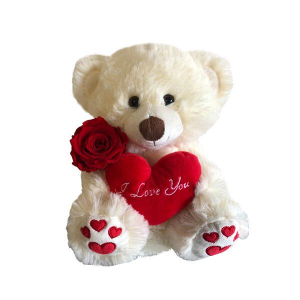Ursulet cu trandafir criogenat